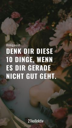 Es kann schnell passieren, dass negative Gedanken in deinen Kopf einschleichen. … It can quickly happen that negative thoughts creep into your head. If that happens, these 10 affirmations are guaranteed to help. Life Thoughts, Negative Thoughts, Better Life, Feel Better, I Am Statements, Salud Natural, Health Pictures, Psychology Facts, Positive Mindset