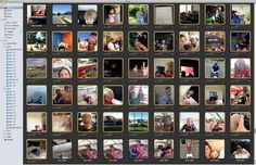 How to organize YEARS worth of digital photos in less than an hour.  Seriously!  Such a huge relief to have all those photos organized.  Check this out!