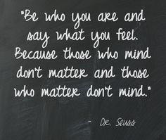 Wonderful... #Dr. Seuss