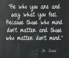 Wonderful... #Dr. Seuss