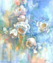 Фото: Зимние розы