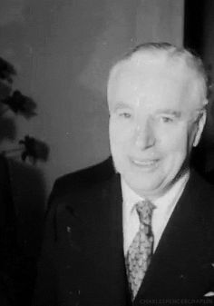 charlespencerchaplin: Charlie Chaplin evokes a. - Little bits of Chaplin Vevey, Charlie Chaplin Modern Times, Charles Spencer Chaplin, San Luis Obispo County, Funny Men, Angels In Heaven, Silent Film, Man Humor, New Movies
