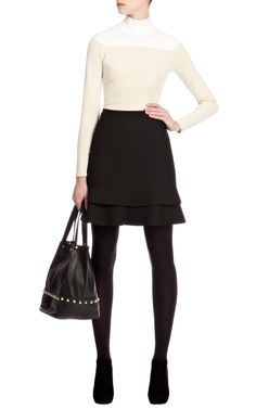Slim signature roll neck | Luxury Women's shop_all | Karen Millen, £85