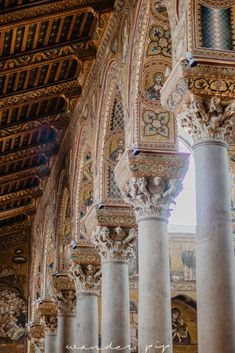 A guide to visiting Palermo, SicilyYou can find Palermo sicily and more on our website.A guide to visiting Palermo, Sicily Sicily Cities, Palatine Chapel, Beautiful World, Beautiful Places, Kingdom Of Naples, Palermo Sicily, European Summer, Reisen In Europa, Sicily Italy