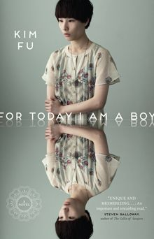 For Today I am a Boy is about the only son of a Chinese family who knows from an early age that he is a girl in the body of a boy. Peter Huang struggles with reconciling his identity with the small town ideals that surround him as well as his immigrants parents' ideas about who he should be and how he should behave.  A stunningly beautiful and moving debut, Kim Fu's For Today I am a Boy is a powerful introduction to a great new Canadian voice.