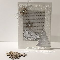 peaceful pines stampin up cards - Google Search