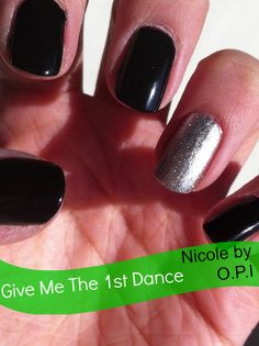 Give Me The 1st Dance - Nicole by O.P.I