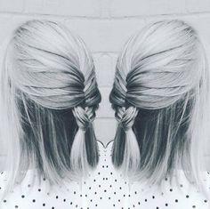 16 Jolis Styles de Coiffures Pour Cheveux Courts ! | Coiffure simple et facile