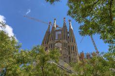 Priority Access Barcelona Sagrada Familia Tour Including Tower Entry