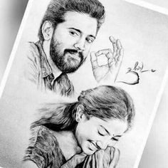 This movie & these 2 Unforgettable scenes! Dark Art Drawings, Love Drawings, Pencil Drawings, Realistic Drawings, Film Images, Actors Images, Celebrity Drawings, Beauty Full Girl, Cute Actors