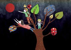 Picture books - Illustrations by Daphne Sivetidis