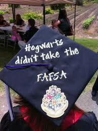 Hogwarts didnt take FAFSA