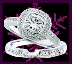 Cushion Diamond :)