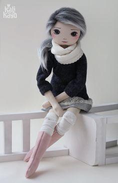 Helene – the romia doll kalikayo.co.uk