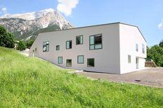 Scuola d'infanzia tra le Alpi