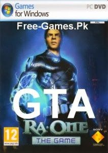 Gta Ra One The Game Highly Compressed
