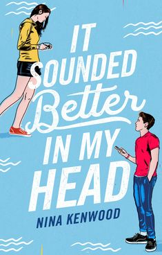 %Read [PDF] Books It Sounded Better in My Head By Nina Kenwood books books books Free Books Online, Books To Read Online, Reading Online, Ya Books, Good Books, Reading Books, Teen Romance, Romance Books, Motivational Books
