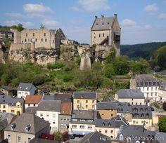 Larochette im Großherzogtum Luxemburg