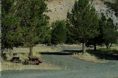 Chewaucan Crossing Campground near Paisley Oregon