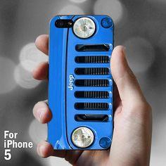 AJ 034 Jeep Wrangler, iPhone 5 case.