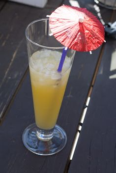 A Year of Cocktails: Caribbean Queen