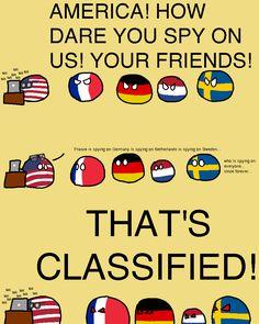 Spying USA