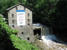 Lanterman's Mill; Mill Creek Park; Youngstown, Ohio        Bookmark this member