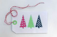 The offset tool is your best friend when it comes to paper crafting. It adds dimension, depth, and interest to every single project that otherwise might end up flat and boring. No one wants boring. Today, I'll show you how to use the offset tool to create these inset holiday gift tags that put the fun in funky.  Here's the cast of characters: Cardstock (various colors) Silhouette CAMEO® Glue String Setting Up Designs As always, I started by setting up my designs in Silhouette Studio®. It…