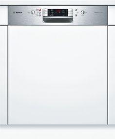 Bosch SMI53E05GB Standard Semi Integrated Dishwashers