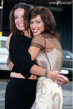 Alyssa Milano and Holly Marie Combs