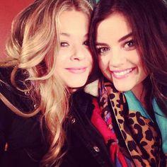 Sasha and Lucy