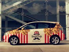 Fiat Sedici Popcorn Wrapp – Yago Design