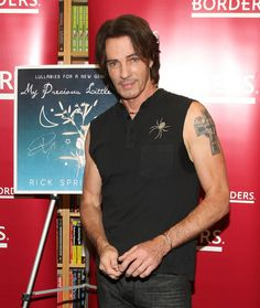 "Rick Springfield Photos: Rick Springfield ""My Precious Little One"" CD Signing"