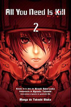 Reseña manga: All You Need Is Kill (dibujo: Takeshi Obata, historia: Hiroshi Sakurazaka , Norma Editorial)