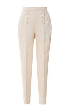 Braided Pant by DELPOZO for Preorder on Moda Operandi