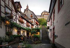 Beilstein (Mosel), Rheinland-Pfalz, Germany