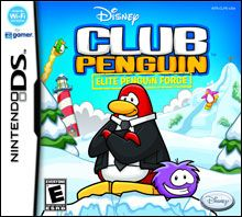 Additional handling fees may apply. Club Penguin: Elite Penguin Force will introduce kids to all new adventures in the Club Penguin world, giving players a chance to complete secret agent missions, solve mysteries and connect with friends in new ways. The game allows players to take on the role of a covert agent in the Elite Penguin Force. Players embark on missions utilizing familiar and all-new gadgets, accessories, vehicles and locations to investigate mysterious events in the Club…