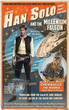 Han Solo!