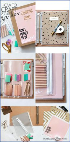 40 Easy & Best DIY Back to School Projects - Page 3 of 8 - DIY & Crafts