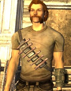 Satchels at Fallout New Vegas - mods and community