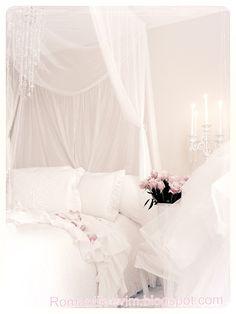 Shabby chic bedroom  White shabby chic bedroom  beyaz yatak odasi