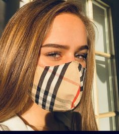 🔥 [INTRODUCING]=>  Here's the solution to the virus with fabric face mask jumia? and the item going with it appears to be entirely excellent, need to remember this the very next time I've a chunk of cash saved  .BTW talking about money... The odds of going to the store for a loaf of bread and coming out with only a loaf of bread are three billion to one Diy Mask, Diy Face Mask, Face Masks, Burberry, Plaid Design, Plaid Fabric, Fashion Face Mask, Beige, Color Negra