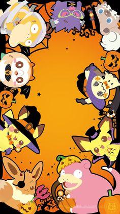 Pokemon Halloween, Animé Halloween, Fan Art Pokemon, Ghost Pokemon, Pokemon Comics, Pokemon Tattoo, Cute Pokemon Wallpaper, Halloween Wallpaper Iphone, Kawaii Wallpaper