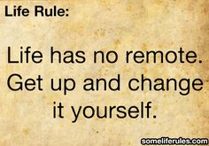 SomeLifeRules.com - Life Rules, Quotes, and GIFs