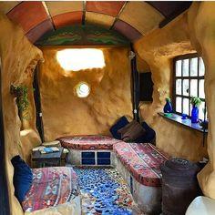 Let's hide from the whole world { maltrata & seduz } #boho #bohemian   Chez @casitaverdeibiza  Via @simonuptonphotos