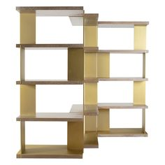 Edizioni Bookcase  Contemporary, Transitional, MidCentury  Modern, Metal, Bookcases  Ètagere by Robicara (=)