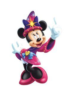 Disney Renders - Minnie