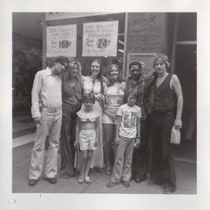 People in front of Methadone Maintenance Institute on Wabash that was once above Kroch & Brentano's in Chicago