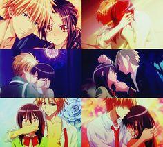 These two are soooooo cute!!! I love them!!! Kaichou wa maid-sama/misaki and usui