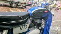 Jawa 350 Old Police motocycles